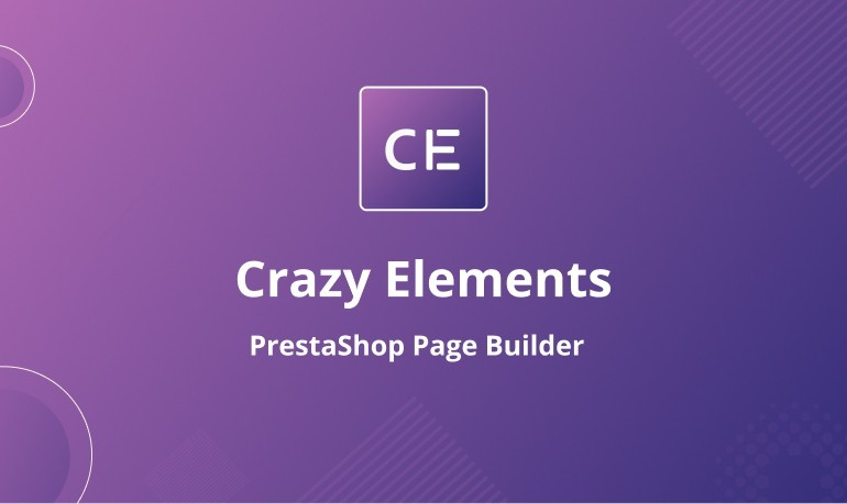 Crazy Elements is the best elementor based page builder for PrestaShop